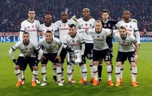 BESIKTAS SOCCER TEAM