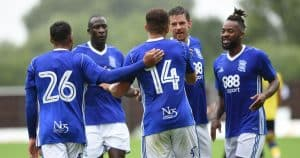 Birmingham City soccer team
