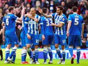 Brighton & Hove Albion soccer team