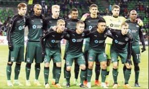 FK Krasnodar soccer team