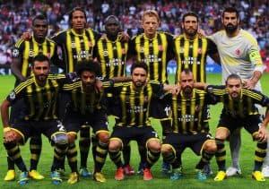 Fenerbahce soccer team