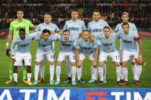 LAZIO soccer team