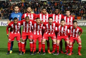 Olympiacos soccer team