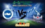 Prediksi Bola BRIGHTON & HOVE ALBION FC Vs CRYSTAL PALACE FC 4 Desember 2018