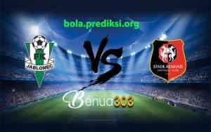 Prediksi FK JABLONEC NAD NISOU 97 Vs STADE RENNAIS FC 29 November 2018