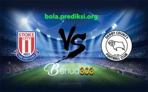 Prediksi STOKE CITY FC Vs DERBY COUNTY FC 28 November 2018