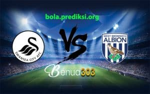 Prediksi Skor SWANSEA CITY AFC Vs WEST BROMWICH ALBION FC 28 November 2018