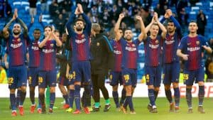 barcelona soccer team