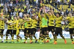 borussia dortmund soccer team