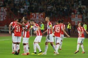 crvena zvezda soccer team