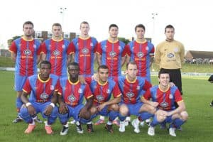 crystal palace soccer team