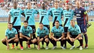 dudelange soccer team