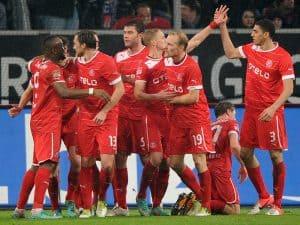 fortuna dusseldorf soccer team