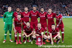 liverpool soccer team