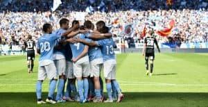 Malmo Soccer team
