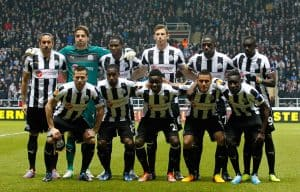 newcastle united soccer team