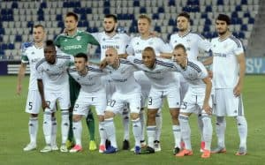 qarabag soccer team