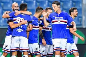 sampdoria soccer team