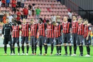 Spartak trnava soccer team