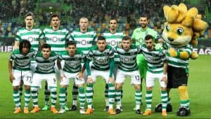 sporting cp soccer team