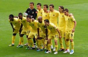 villareal soccer team