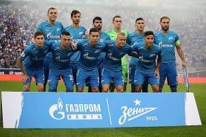 zenit soccer team