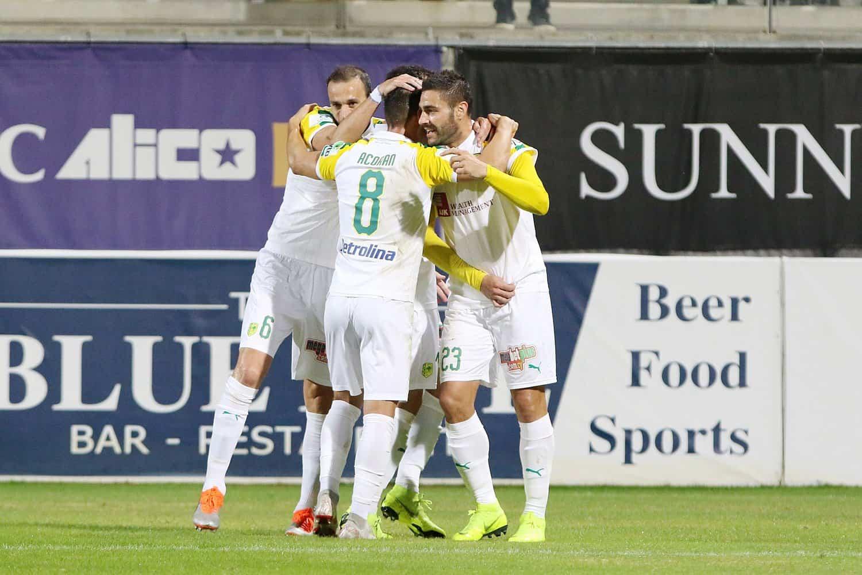 AEK LARNACA FC SOCCER TEAM 2018