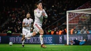 BAYER LEVERKUSEN FC SOCCER TEAM 2018