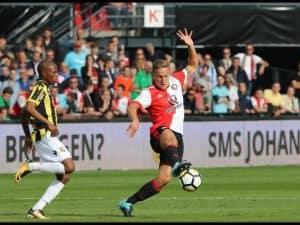 Feyenoord fc soccer team 2018