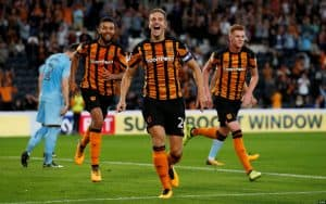 HULL CITY AFC soccer team