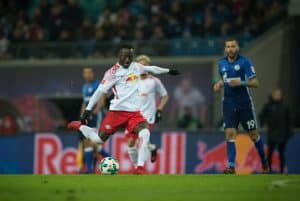 LEIPZIG FC SOCCER TEAM 2018
