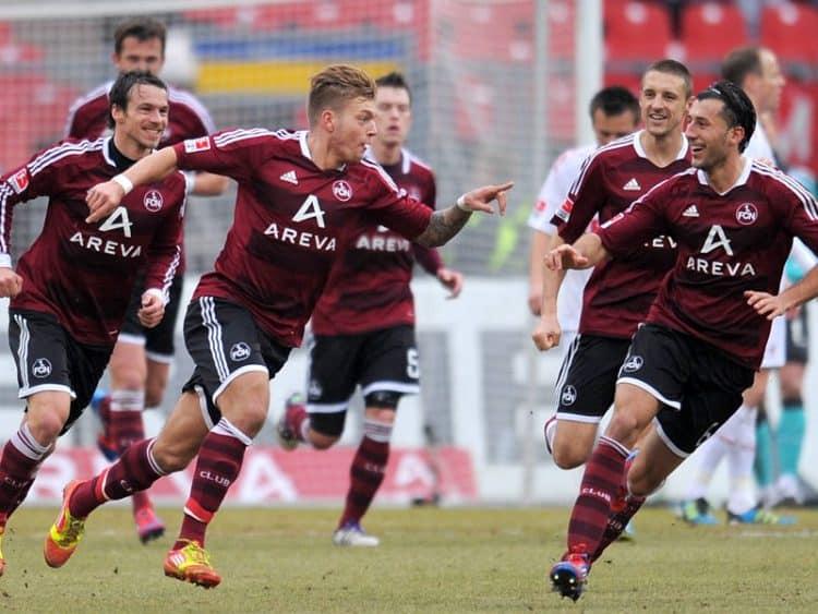 Nurnberg (Norimberga) soccer team