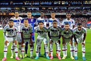 Olympique Lyonnais soccer team