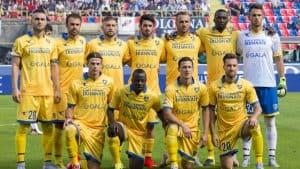 Parma Soccer Team
