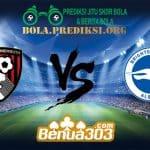 Prediksi Bola AFC BOURNEMOUTH Vs BRIGHTON & HOVE ALBION FC 22 Desember 2018