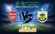 Prediksi Bola ARSENAL FC Vs BURNLEY FC 22 Desember 2018