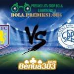 Prediksi Bola ASTON VILLA FC Vs QUEENS PARK RANGERS FC 1 Januari 2019