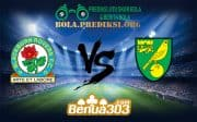 Prediksi Bola BLACKBURN ROVERS FC Vs NORWICH CITY FC 22 Desember 2018
