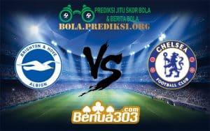 Prediksi Bola BRIGHTON & HOVE ALBION FC Vs CHELSEA FC 16 Desember 2018