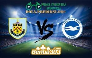 Prediksi Bola BURNLEY FC Vs BRIGHTON & HOVE ALBION FC 8 Desember 2018