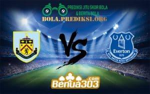 Prediksi Bola BURNLEY FC Vs EVERTON FC 26 Desember 2018