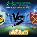 Prediksi Bola BURNLEY FC Vs WEST HAM UNITED FC 30 Desember 2018