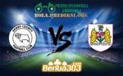 Prediksi Bola DERBY COUNTY FC Vs BRISTOL CITY FC 22 Desember 2018