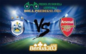 Prediksi Bola HUDDERSFIELD TOWN FC Vs ARSENAL FC 8 Desember 2018