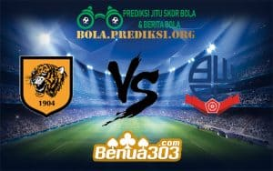 Prediksi Bola HULL CITY AFC Vs BOLTON WANDERERS FC 1 Januari 2019