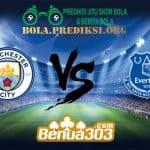 Prediksi Bola MANCHESTER CITY FC Vs EVERTON FC 15 Desember 2018