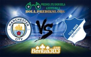 Prediksi Bola MANCHESTER CITY FC Vs HOFFENHEIM 12 Desember 2018