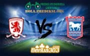 Prediksi Bola MIDDLESBROUGH FC Vs IPSWICH TOWN FC 29 Desember 2018