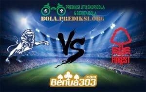 Prediksi Bola MILLWALL FC Vs NOTTINGHAM FOREST FC 29 Desember 2018