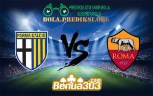 Prediksi Bola PARMA Vs ROMA 29 Desember 2018